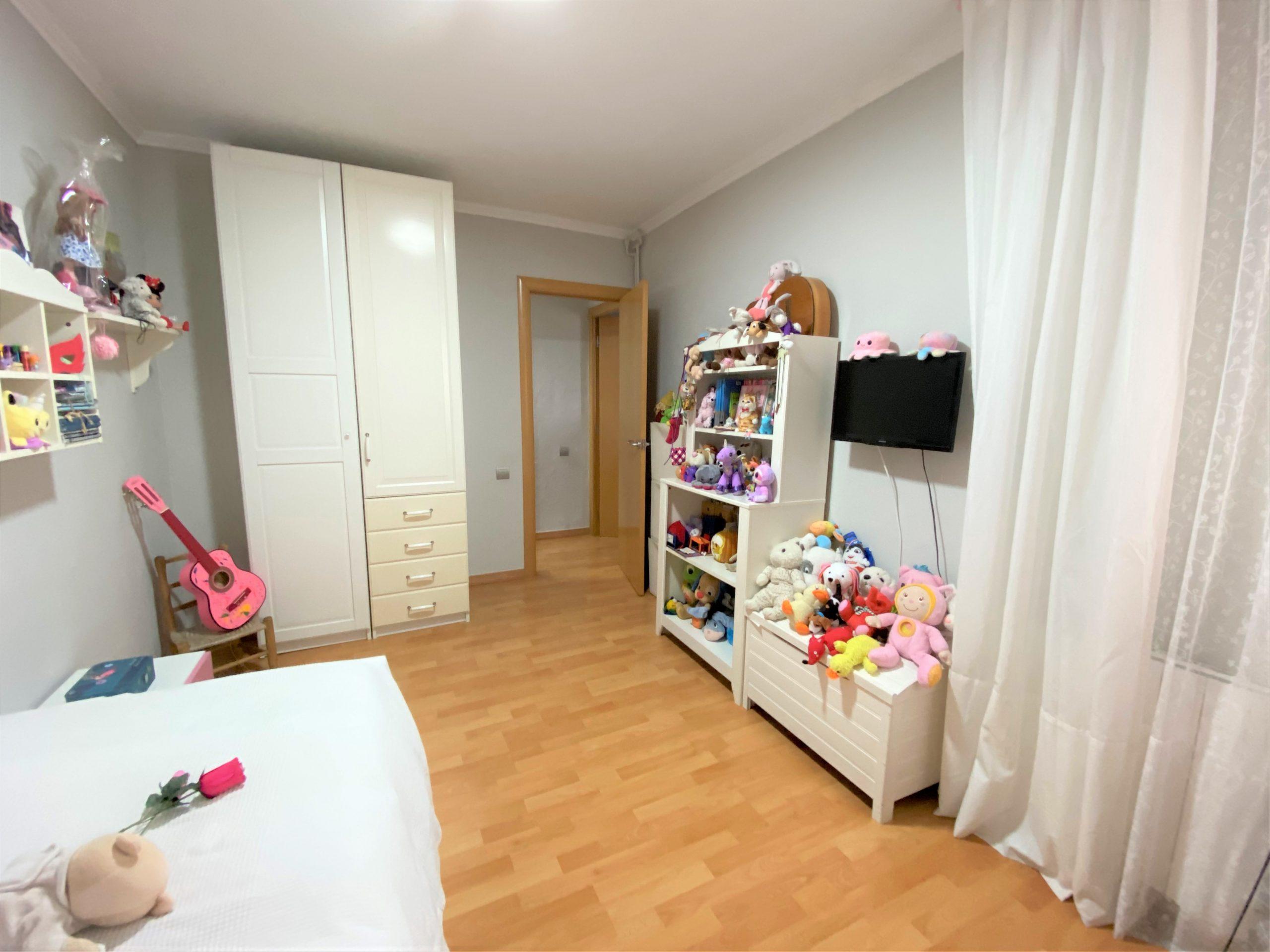 Precioso piso reformado en La Serreta