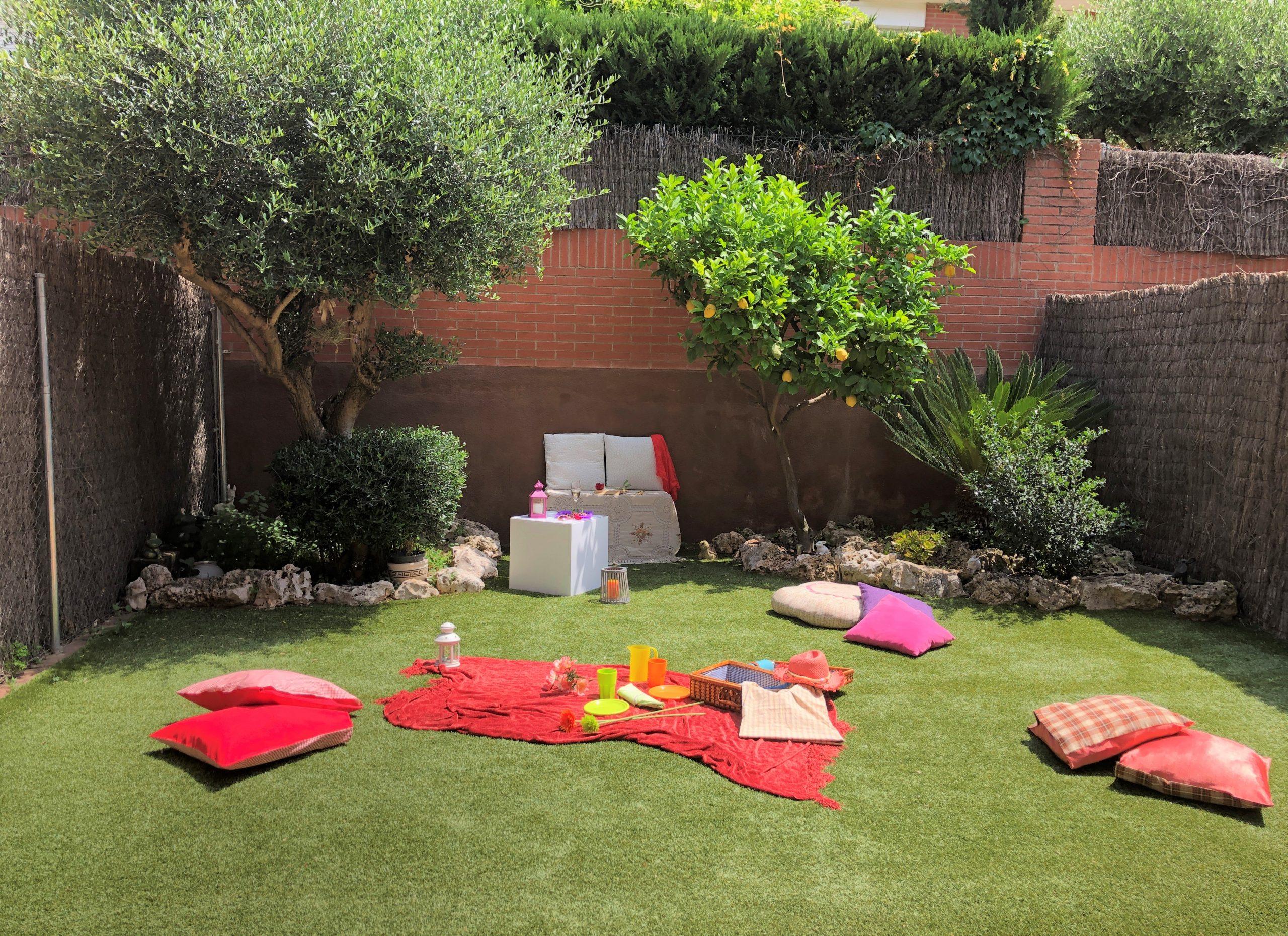 Planta baja dúplex con precioso jardín privado
